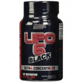Жиросжигатель Nutrex Lipo-6 Black Ultra Concentrate