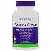 Natrol Extreme Omega 2400 mg (60 капс)