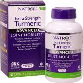 Natrol Turmeric Extra Strength (60 капс)