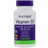 Natrol Vitamin D3 5000 МЕ (90 таб)