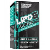 Nutrex Lipo 6 Black Hers Ultra Concentrate (60 капс)