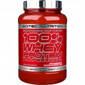 Scitec Nutrition 100% Whey Protein Professional (920 гр)
