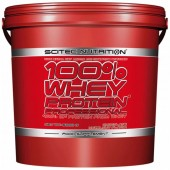 Scitec Nutrition 100% Whey Protein Professional (5000 гр)