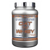Scitec Nutrition Oat 'N' Whey (1380 гр)